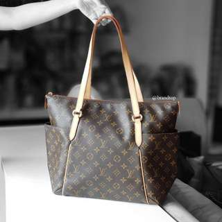 Authentic Louis Vuitton Totally MM LV
