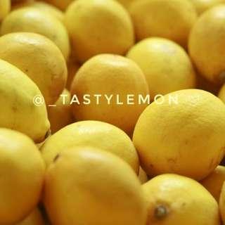 Lemon California, lokal premium
