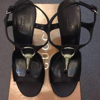 Authentic Never Been Used Gucci Heels