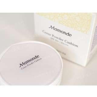 Mamonde Cover Powder Cushion & Refill #23