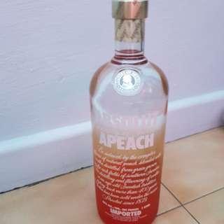Absolut Vodka Peach Flavour