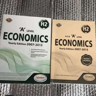 CHEAP A-level Econs Tys