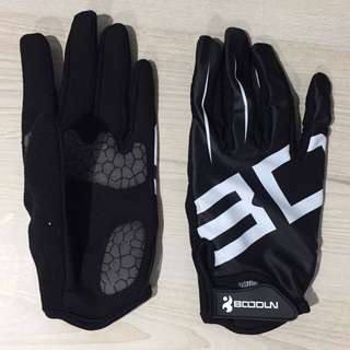 Bike gloves size M
