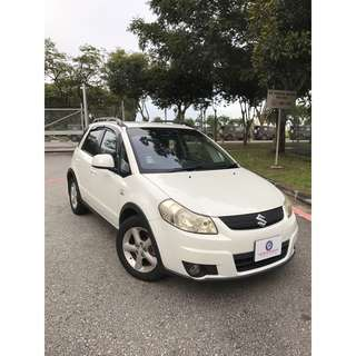 SUZUKI SX4 RENT UBER GRAB