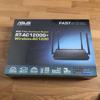 ASUS Router - RT-AC1200G+