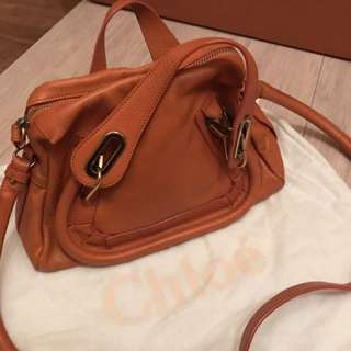 Chloe Paraty Small Bag