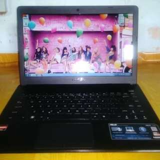 Laptop Slim Asus X401U