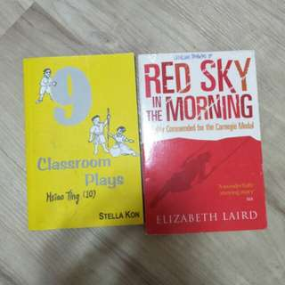 Secondary literature books