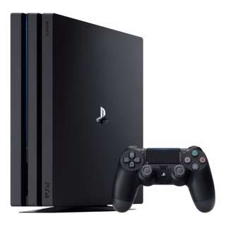 [IN-STOCK] Sony PlayStation 4 Pro Gaming Console