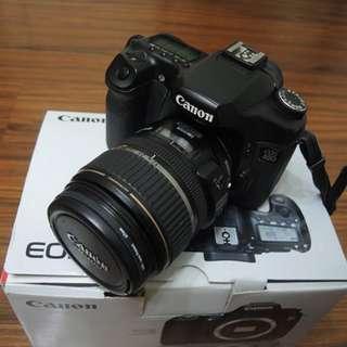 【出售】Canon 40D 數位單眼相機 彩虹公司貨