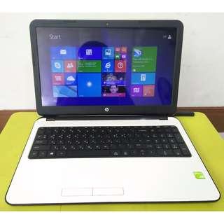 HP Core i5 4thGen 8GB Ram 1Tera Hdd 2GB Dedicated Gaming Laptop