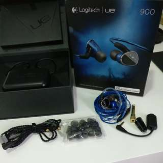 Ultimate Ears 900 Quad Armature In-Ear Monitor/ Retail price $599