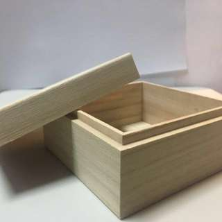 🎄Xmas sales🎄Wooden box/case/storage/craft wooden material/natural wood/wedding deco/flower package/Corporate gift/door gifts/souvenir/