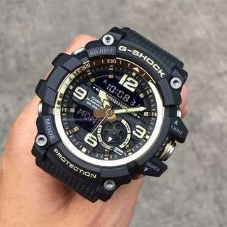 🌓Master of G 系列腕錶黑金復刻型號🌔 ❣全新Casio G-SHOCK手錶--