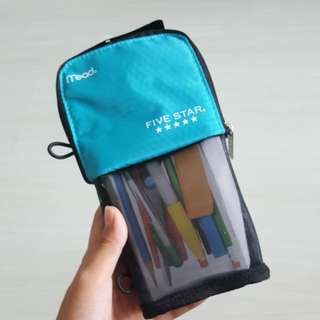 Self Standing Pencil Pouch