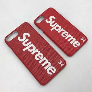 Supreme iphone casing 6-8plus