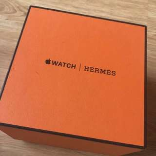 全新Hermes Apple Watch Series 2未開封 42mm