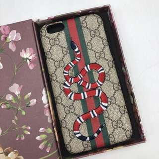 Gucci iphone casing 7 7plus
