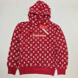 LV supreme jacket