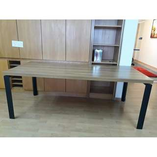 buy office table free 6 chairs