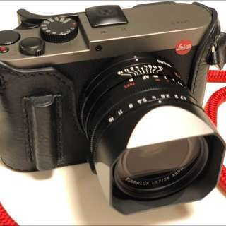 Leica Q Limited Titanium version Full Frame 28mm F1.7 with warranty
