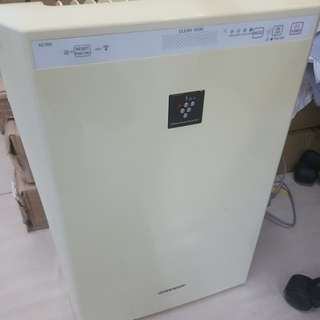 Sharp-Air Purifier with humidifying function/dust collection/deodrizing filter