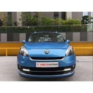 Renault Grand Scenic Diesel 1.5T Auto dCi