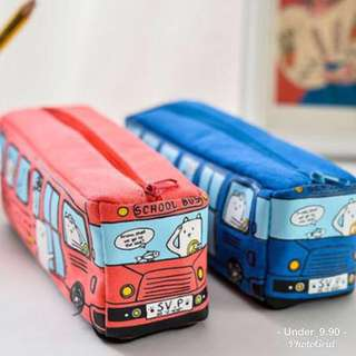 Bus pencil case #1212YES