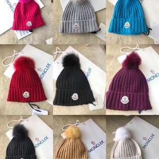 Moncler羊毛帽