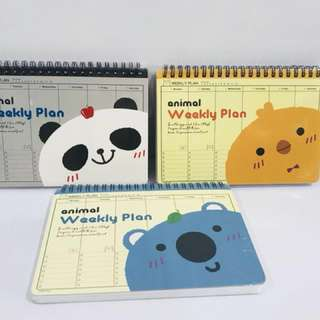 Weekly Planner #1212YES