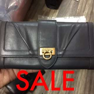 Authentic Salvatore Ferragamo Purse
