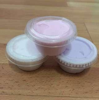 Slime trio set