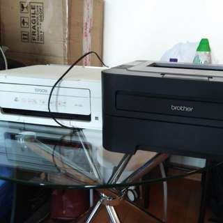 Epson XP-202 scanner/printer and brother HL-2240D