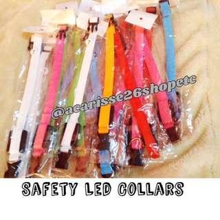 Safety Led Collar