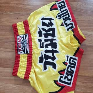 Authentic Yokkao MMA shorts