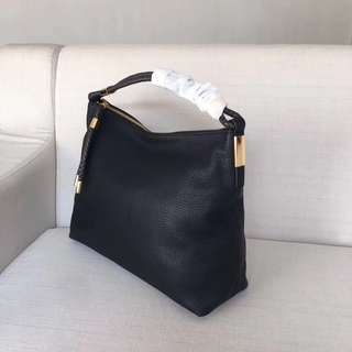 Michael Kors Leather Tote Bag with Black Colour