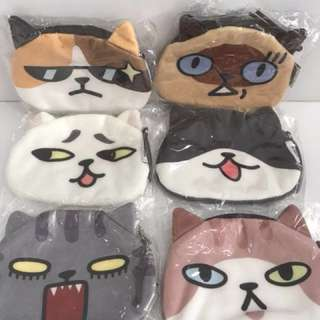 Cat coin purse #1212YES