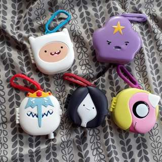 Mcdonald's Adventure Time Happy Meal Set of 5