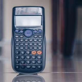 Casio Scientific Calculator (Almost Brand New)