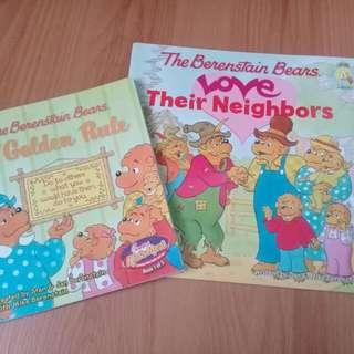 Berenstain Bears Book Bundle
