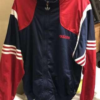 Vintage Adidas Originals Trefoil Jacket