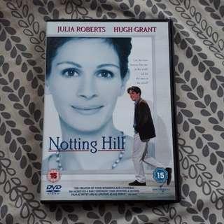 REPRICED Notting Hill DVD