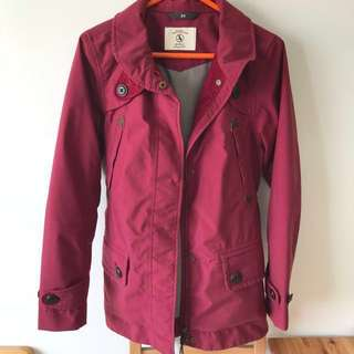 aigle goretex jacket 女裝防風防水外套