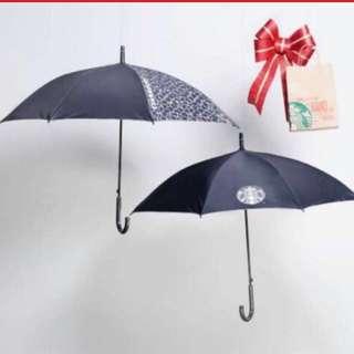 Starbucks Umbrella