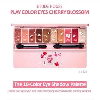 Etude House Play Colour Eyes: Cherry Blossom