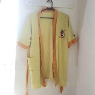 Bath robes 6-10 y/o