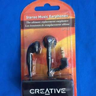 Creative Earpiece