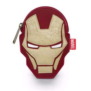 Loungefly x Marvel Iron Coin Bag