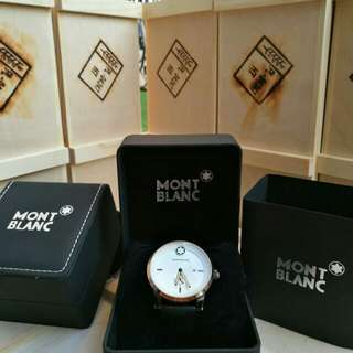 Mont Blanc Analogue