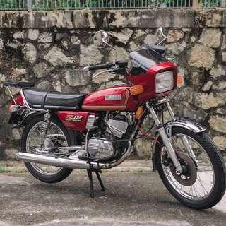 Yamaha Rxk Rx135